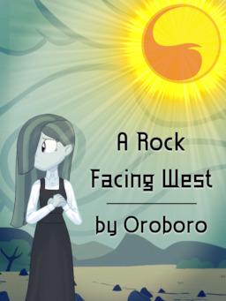 a rock facing west fimfiction