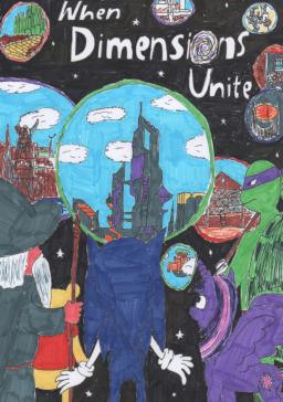 When Dimensions Unite - Fimfiction