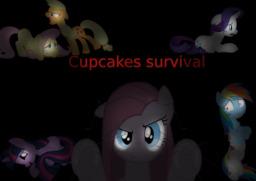 Pinkamena And Rainbow Dash Cupcakes