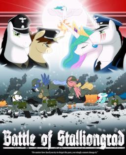 The Battle of Stalliongrad - Fimfiction