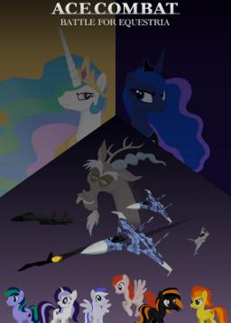 Chapter 7 Excalibur Ace Combat Battle For Equestria Fimfiction