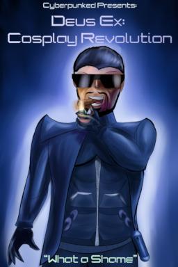 Deus Ex: Stealth Takedown Edition - Deus Ex: Cosplay ...