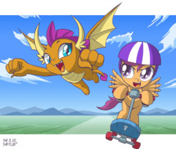Right We All Fly Don T We Fimfiction Use scootaloo can't fly and thousands of other assets to build an immersive game or experience. fimfiction