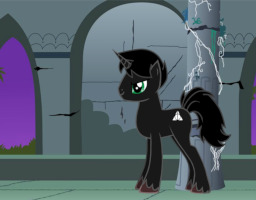 Alicorn - Harry Potter, Knight of the moon - Fimfiction