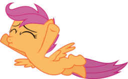 Defying Gravity Fimfiction Now that mlp gen 4 has ended on a very sweet note, i feel confident that we were given enough information to say for sure why scootaloo can't fly. fimfiction
