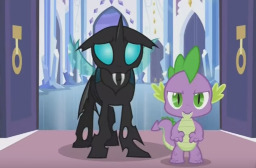 Why Can't a Changeling Want to Change? - Fimfiction