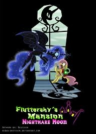Gloomy Manor Part 5 Fluttershy S Mansion Dark Moon