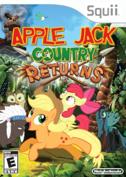 Applejack sex game