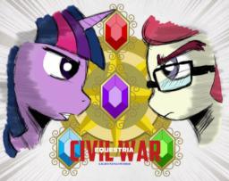 Equestria Civil War Fimfiction