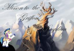 Meeting King Guto - Mission to the Griffon Kingdom - Fimfiction