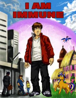 The Conversion Bureau: I Am Immune - Fimfiction