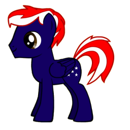 Patriotic Pony #1 - England by caitlin72 on DeviantArt
